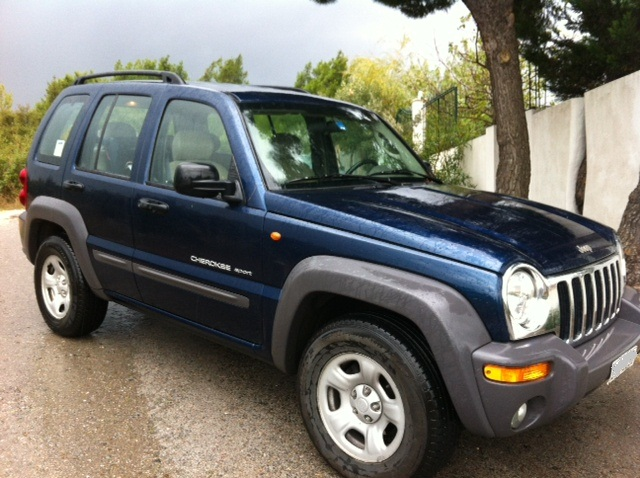 Jeep Cherokee Sport 3.7 Automatic