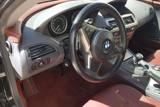 BMW 645 Ci Automatic