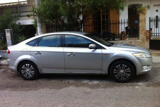 Ford Mondeo 2.0